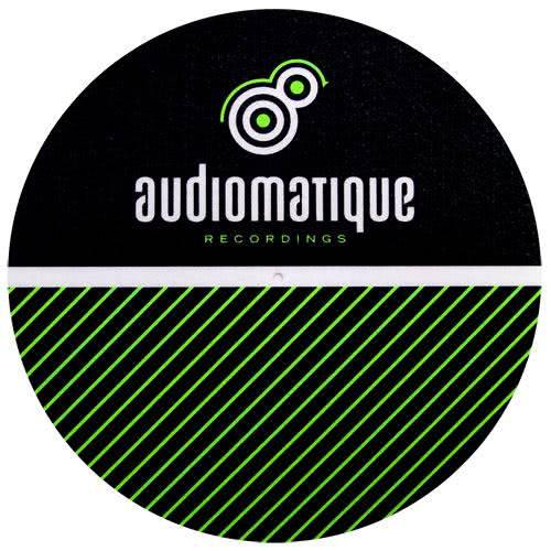 Slipmats Audiomatique Recordings (Doppelpack)_1