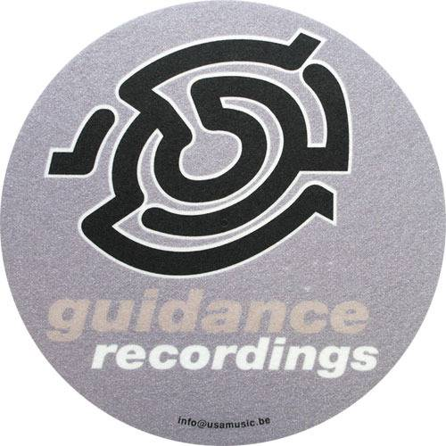 Slipmats Guidance Recordings lila Doppelpack_1