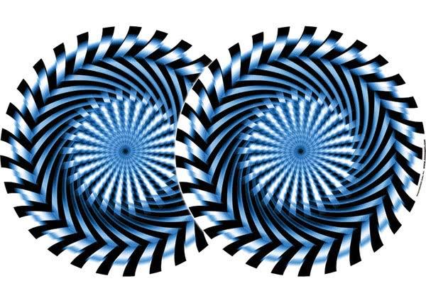 2x Zomo Slipmats - Säge - blau_1