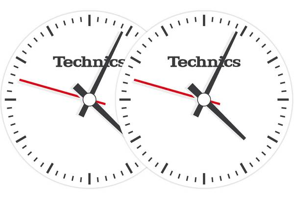 2x Slipmats - Technics Time_1