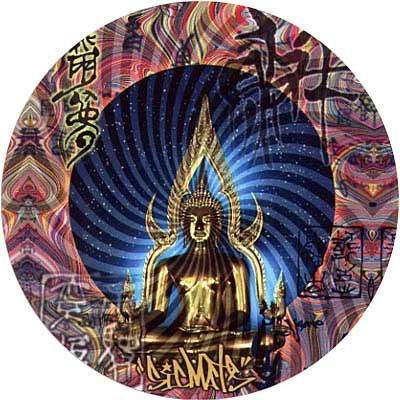Slipmats Sicmats Buddha (Doppelpack)_1