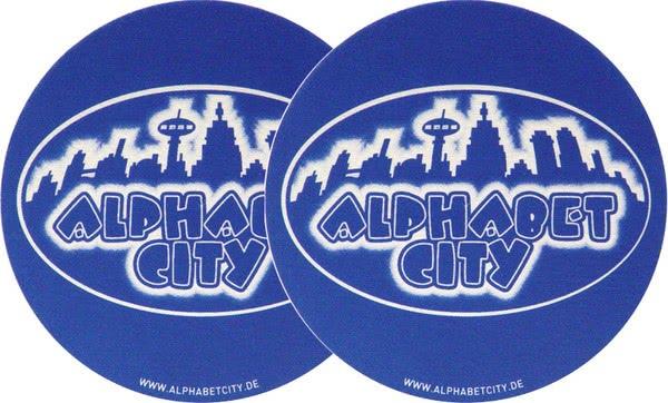 2x Slipmats - Alphabet City_1