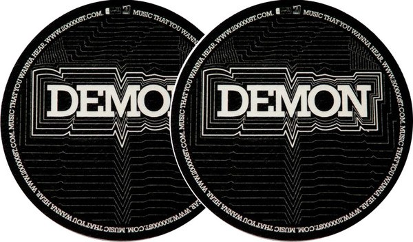 2x Slipmats - Demon_1