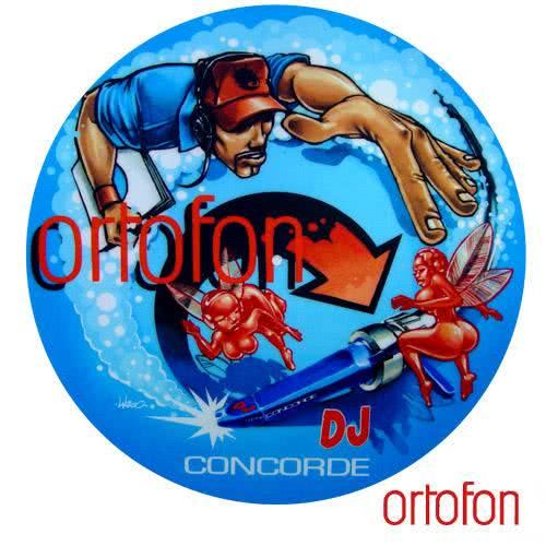 Slipmats Ortofon Concorde DJ Doppelpack_1