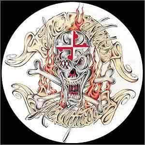 Slipmats Sicmats Skull (Doppelpack)_1