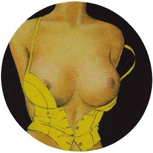 Slipmats Titts & Ass 2 Doppelpack_1