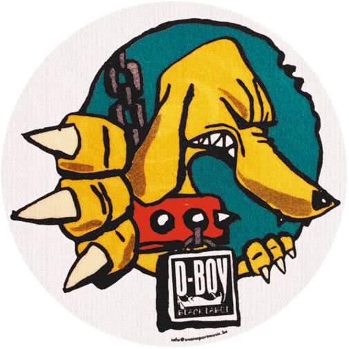 Slipmats D-Boy Doppelpack_1