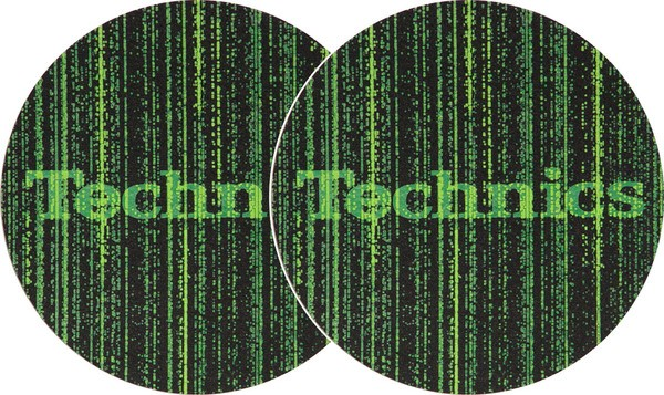 2x Slipmats - Technics Matrix_1