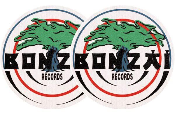 2x Slipmats - Bonzai_1