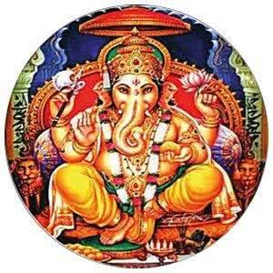 Slipmats Sicmats Ganesh (Doppelpack)_1
