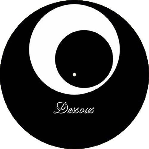 Slipmats Dessous Recordings (Doppelpack)_1
