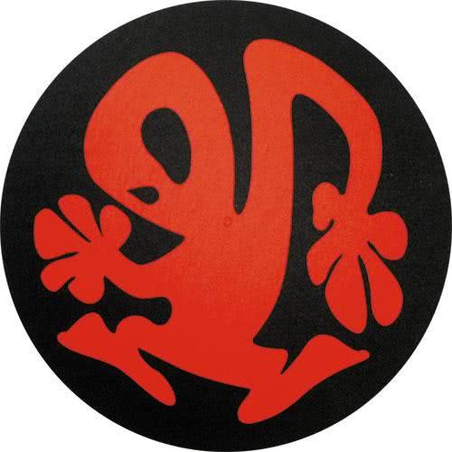 Slipmats Plasticman schwarz/rot Doppelpack_1