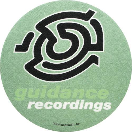 Slipmats Guidance Recordings grün Doppelpack_1