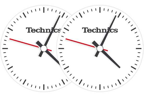 2x Slipmats - Technics Time_1