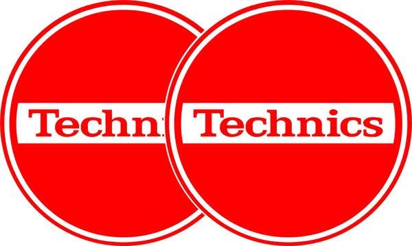 2x Slipmats - Technics Break_1
