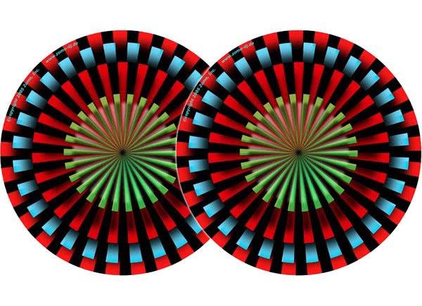 2x Zomo Slipmats - Pinwheel 1_1