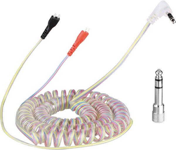 Spiralkabel für Sennheiser HD 25 - 3,5m_1