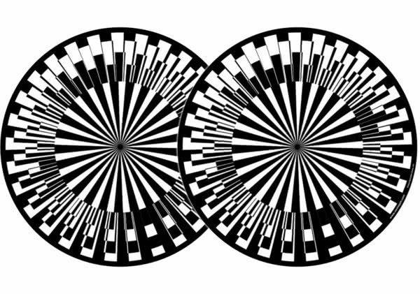 2x Zomo Slipmats - Scope - weiss_1